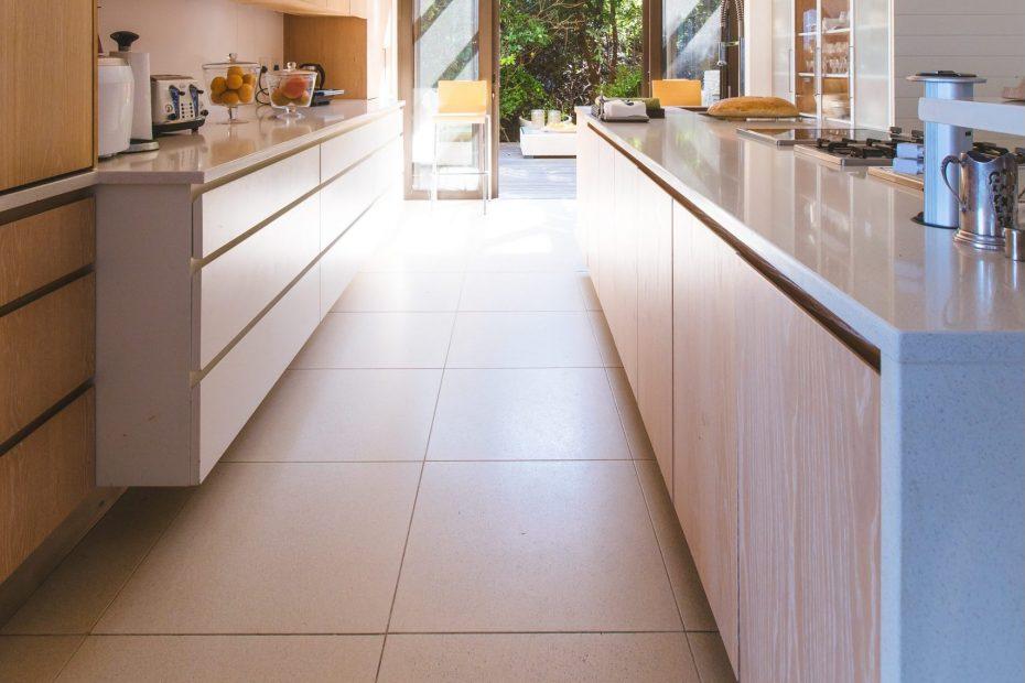 Modern, Trendy Kitchen Space