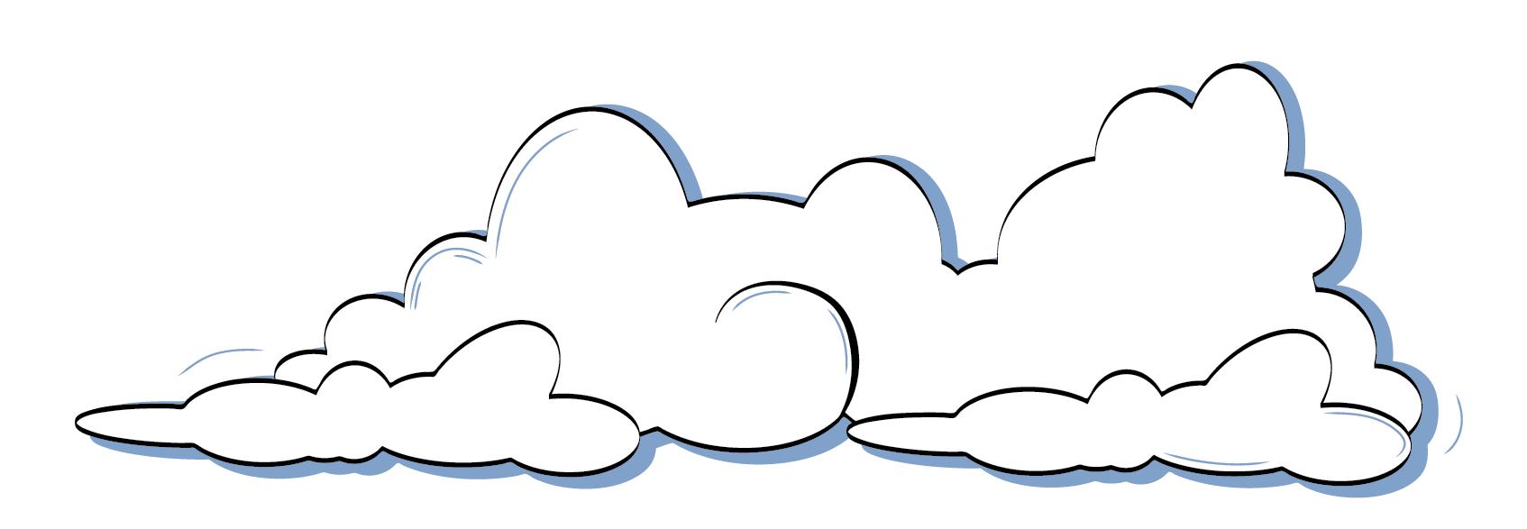 Sketch of Stratus Cloud Layer